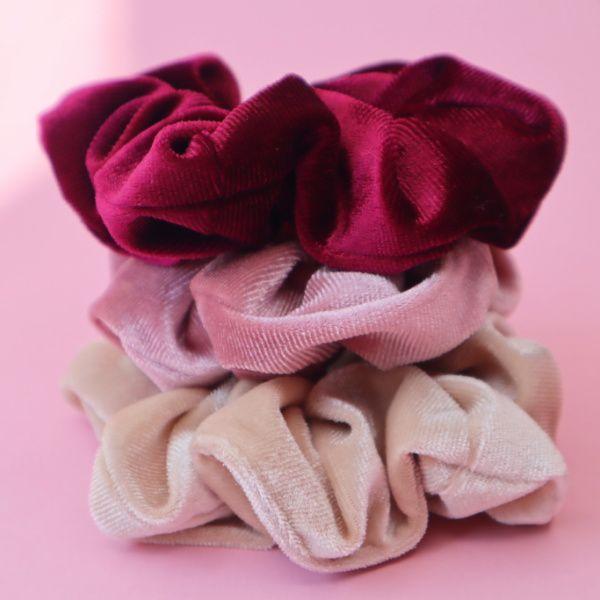 Scrunchie - Dusty Pink